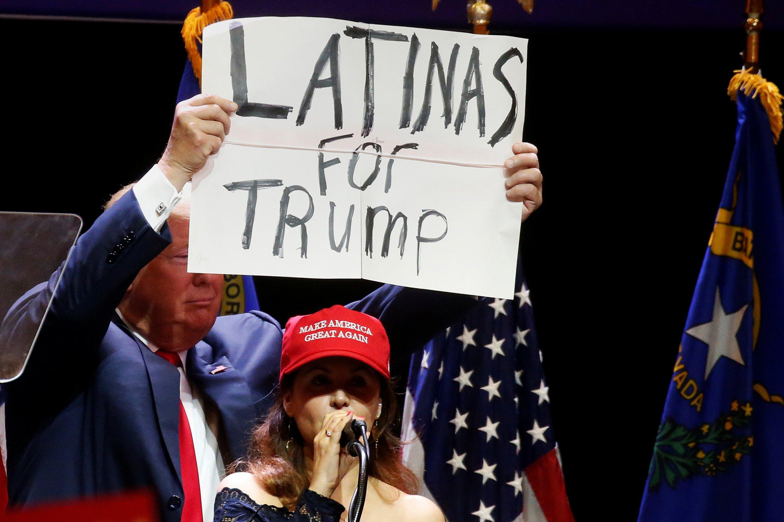 Trump Latinas
