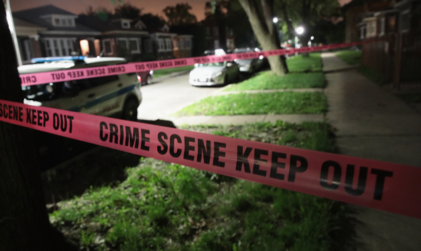 Chicago tops 400 homicides after 4-year-old is shot and killed