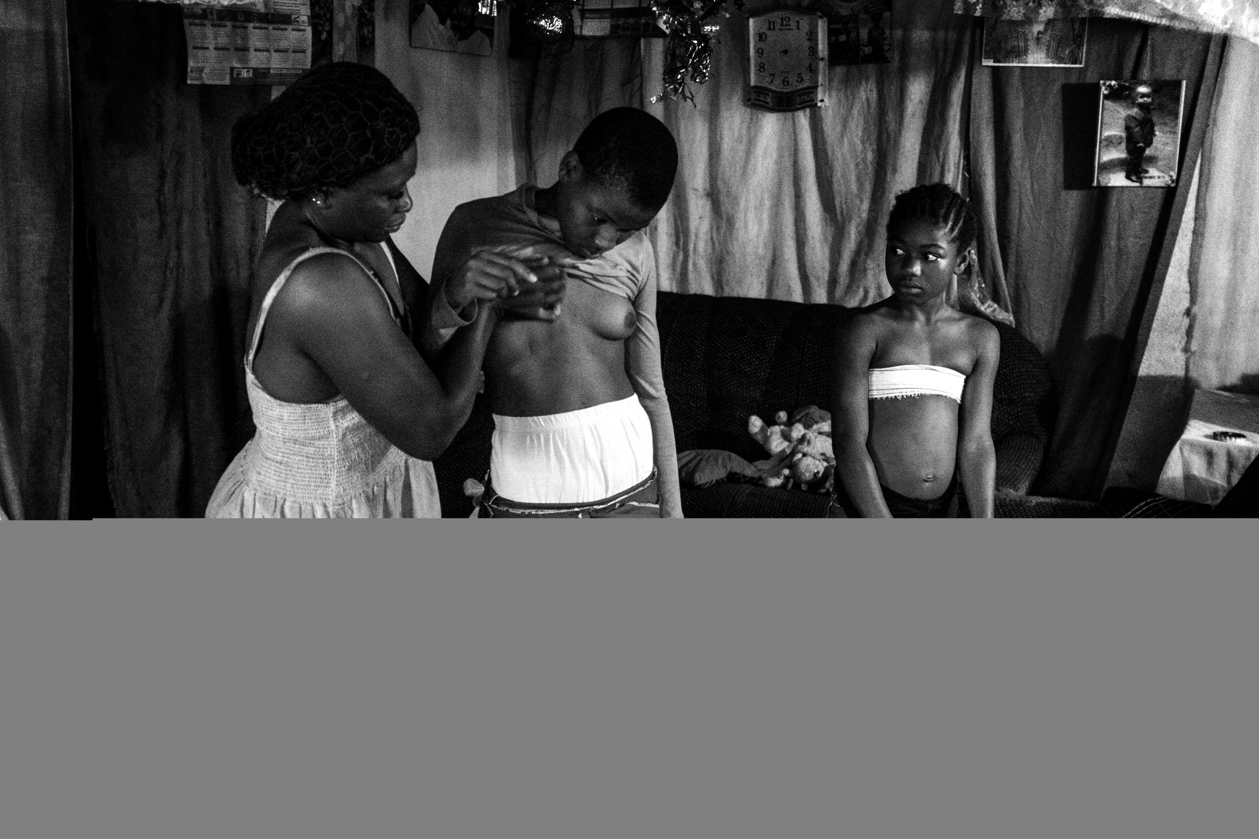 Share breast ironing in cameroon think, that