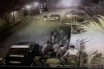 Leopoldo Lopez arrest