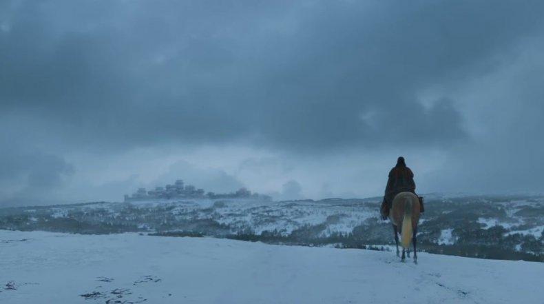 Game of Thrones - Arya returns?