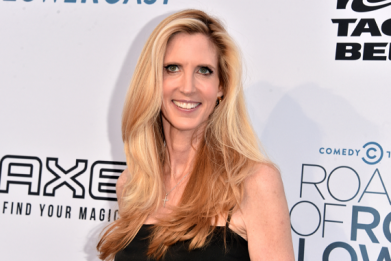 Ann Coulter blamed marijuana for 'destroying the country