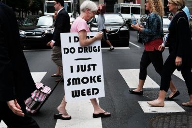 New Jersey Sen. Cory Booker introduced a new bill that would make marijuana federally legal