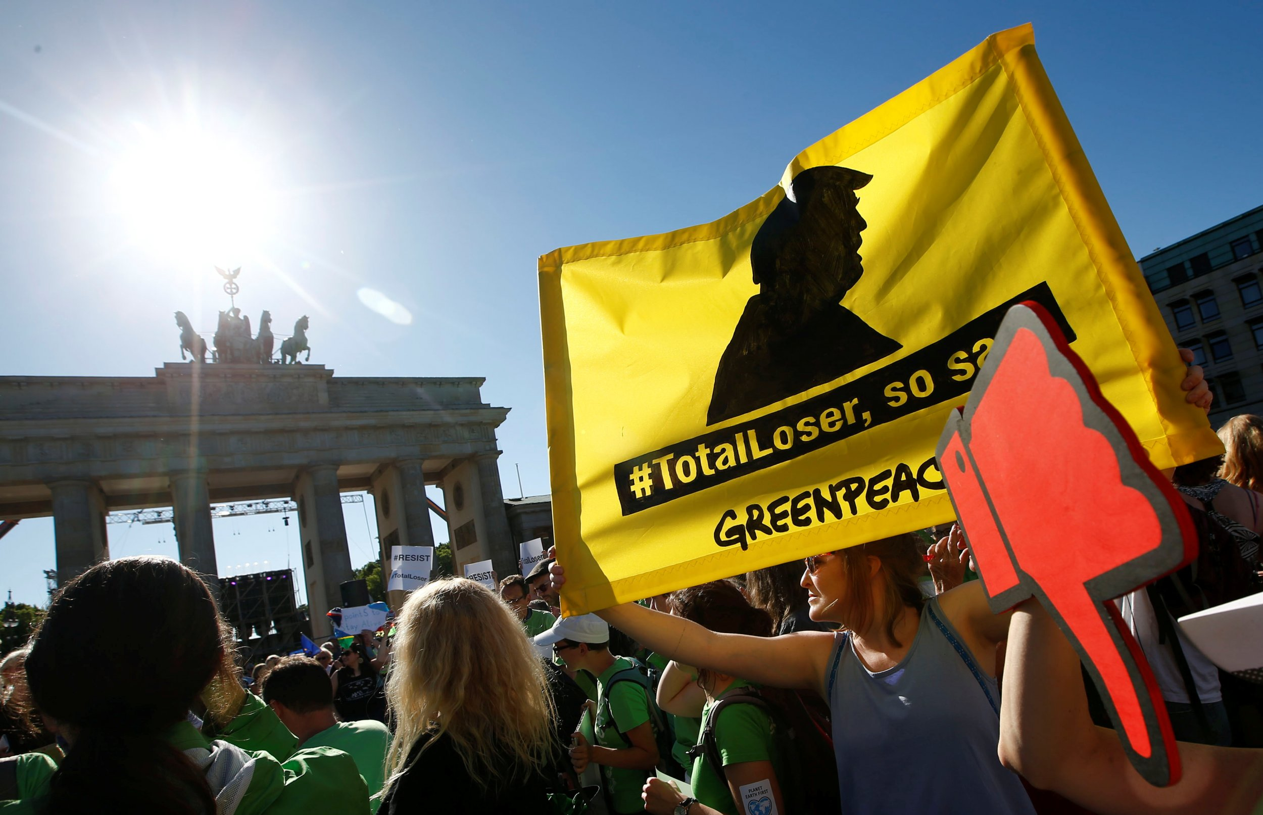 Germany Climate Change Protest