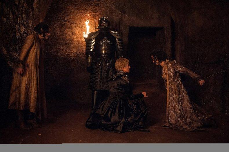 Cersei took no pity on Ellaria
