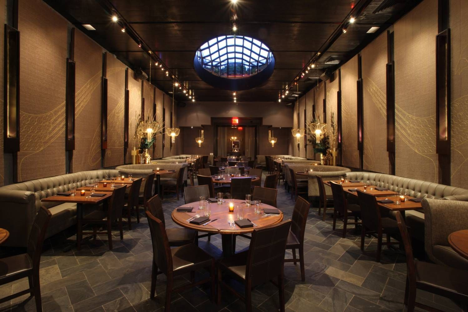 The Dining Room At Beauty Es Nycgo