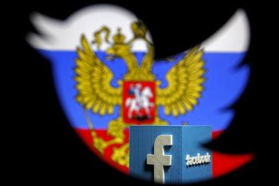 Facebook Russian bots