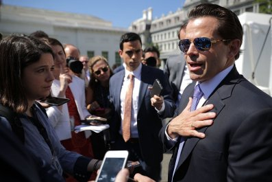 Scaramucci White House