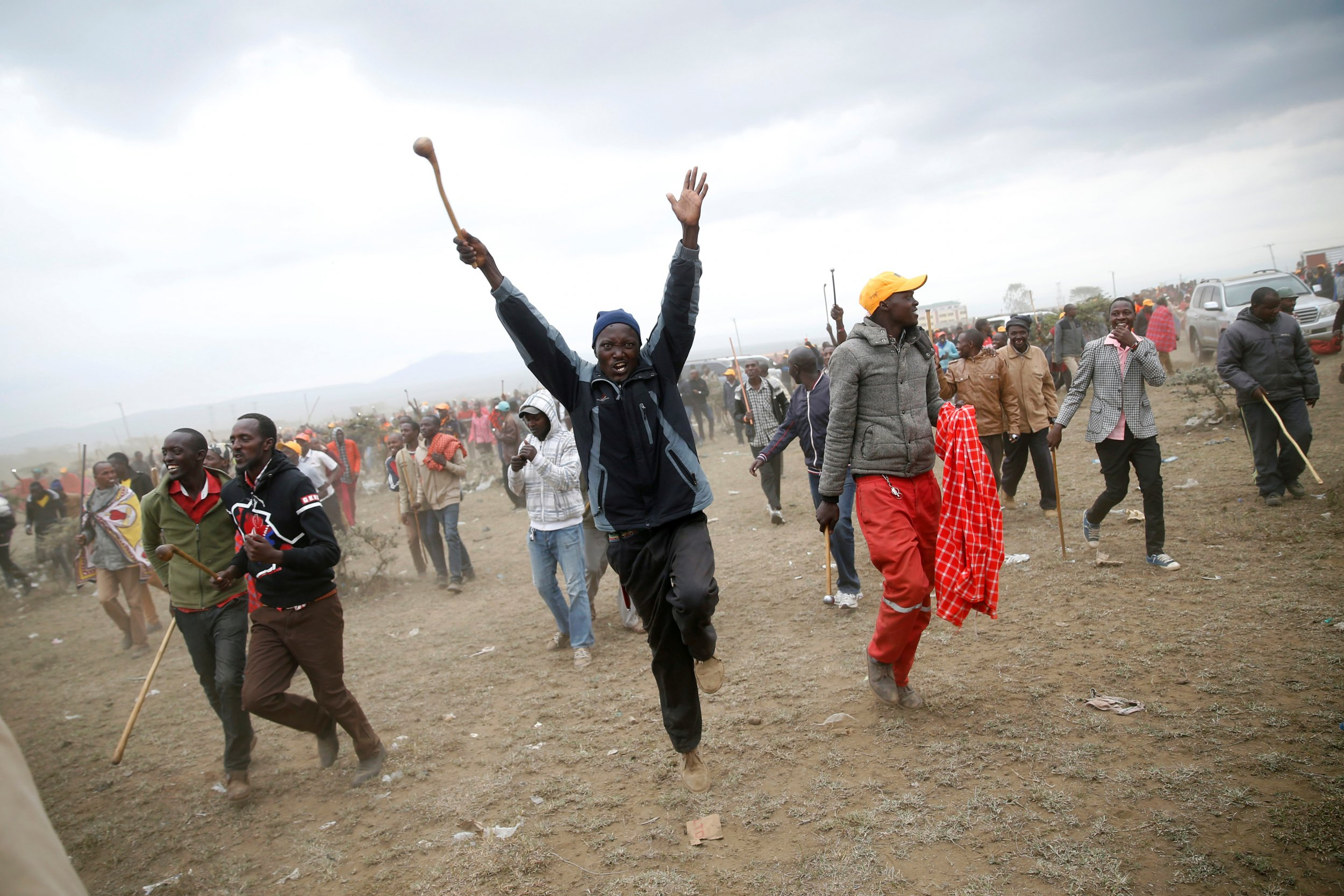 With Violence in the Air, Kenya is Voting in Six Elections, But It's One That Really Matters