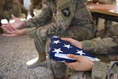 U.S. soldier Afghanistan