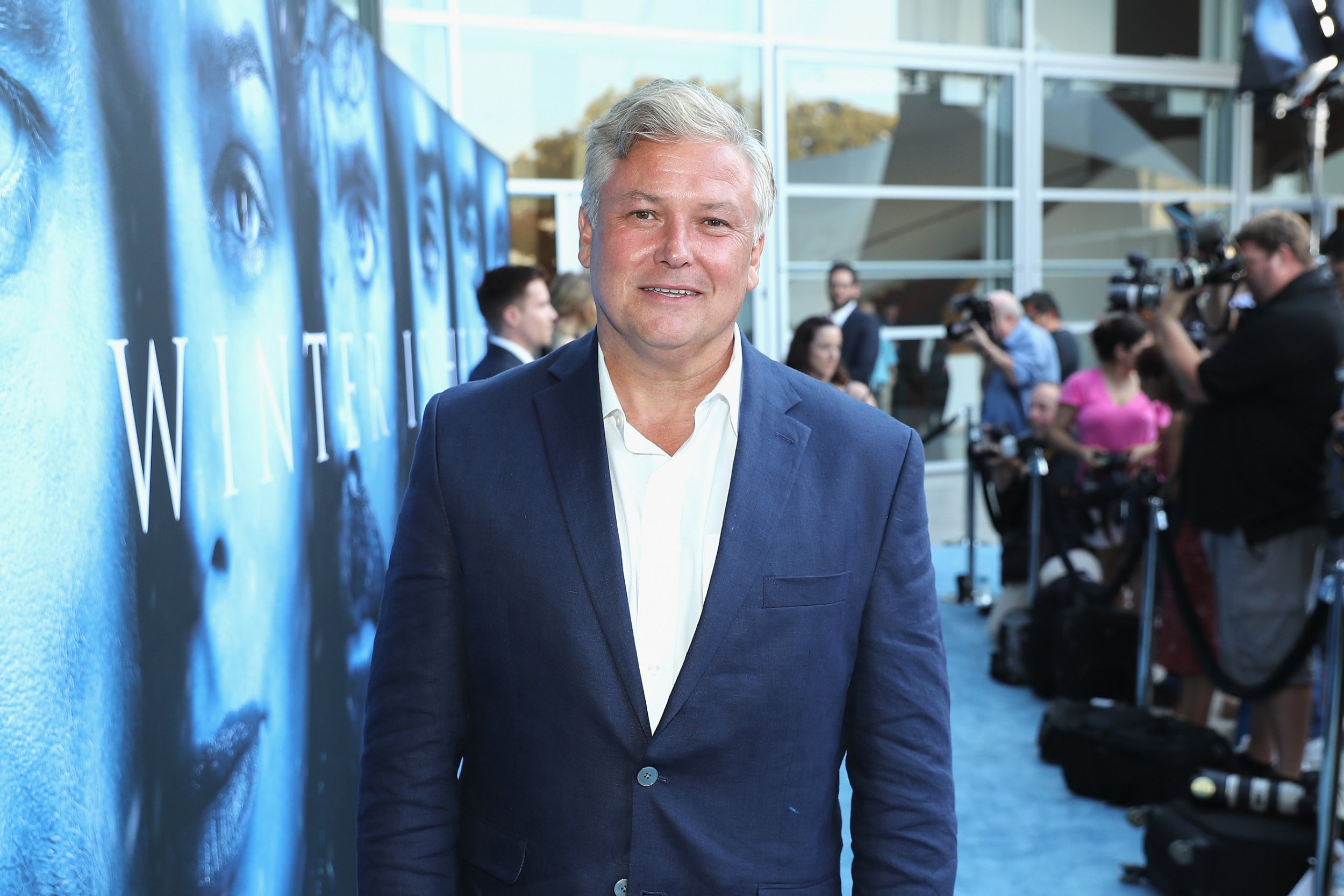 Conleth Hill - Varys in Game of Thrones