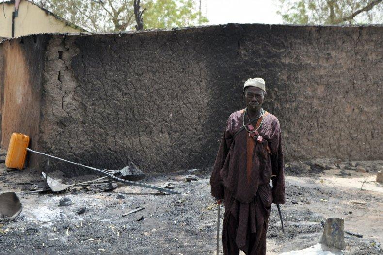 Boko Haram vigilante