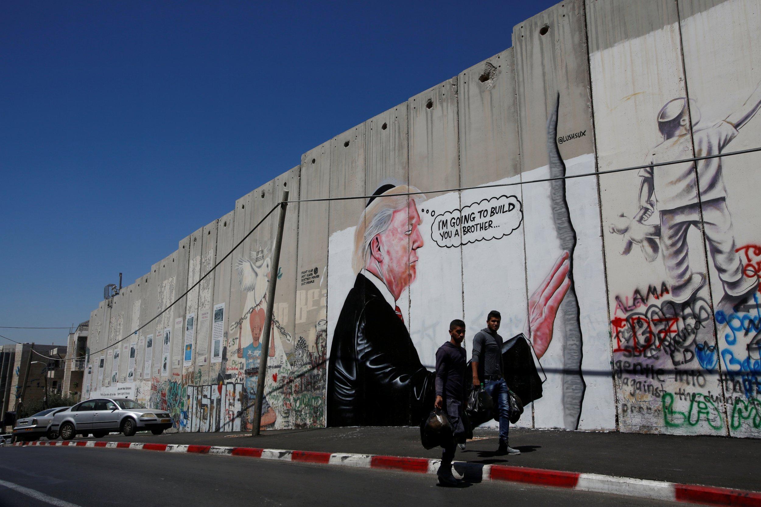 Bethlehem barrier