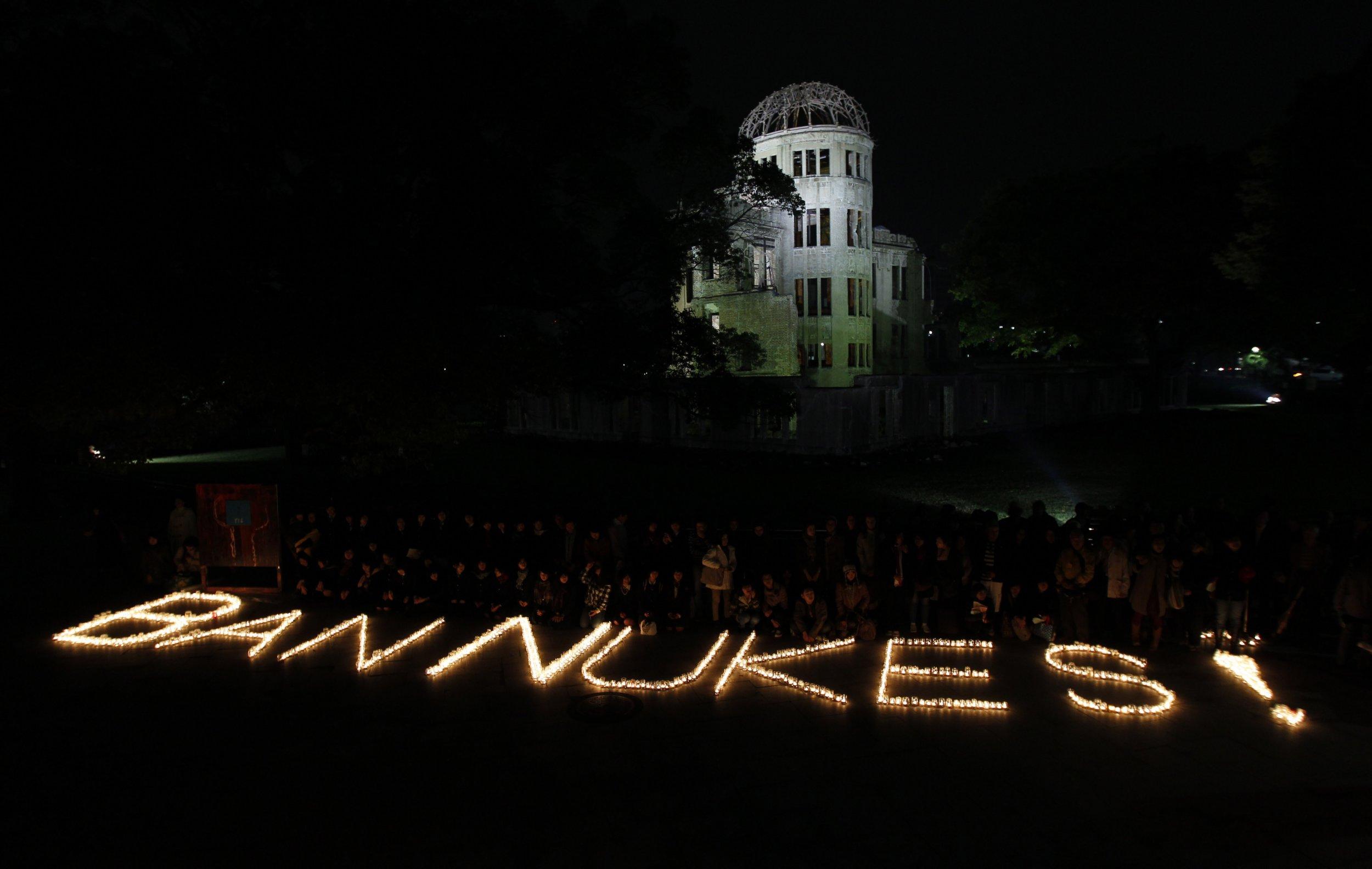 Ban Nukes