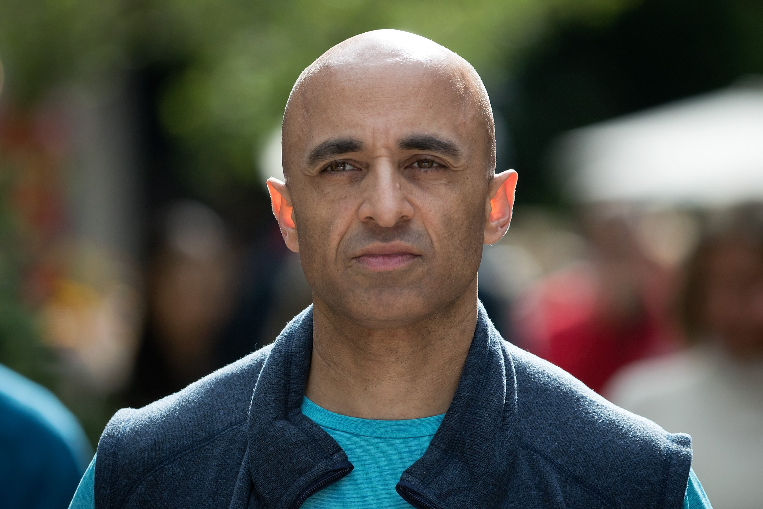 Yousef Al Otaiba, United Arab Emirates Ambassador to the United States