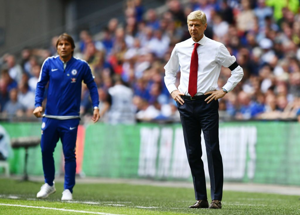 Cotne and Wenger