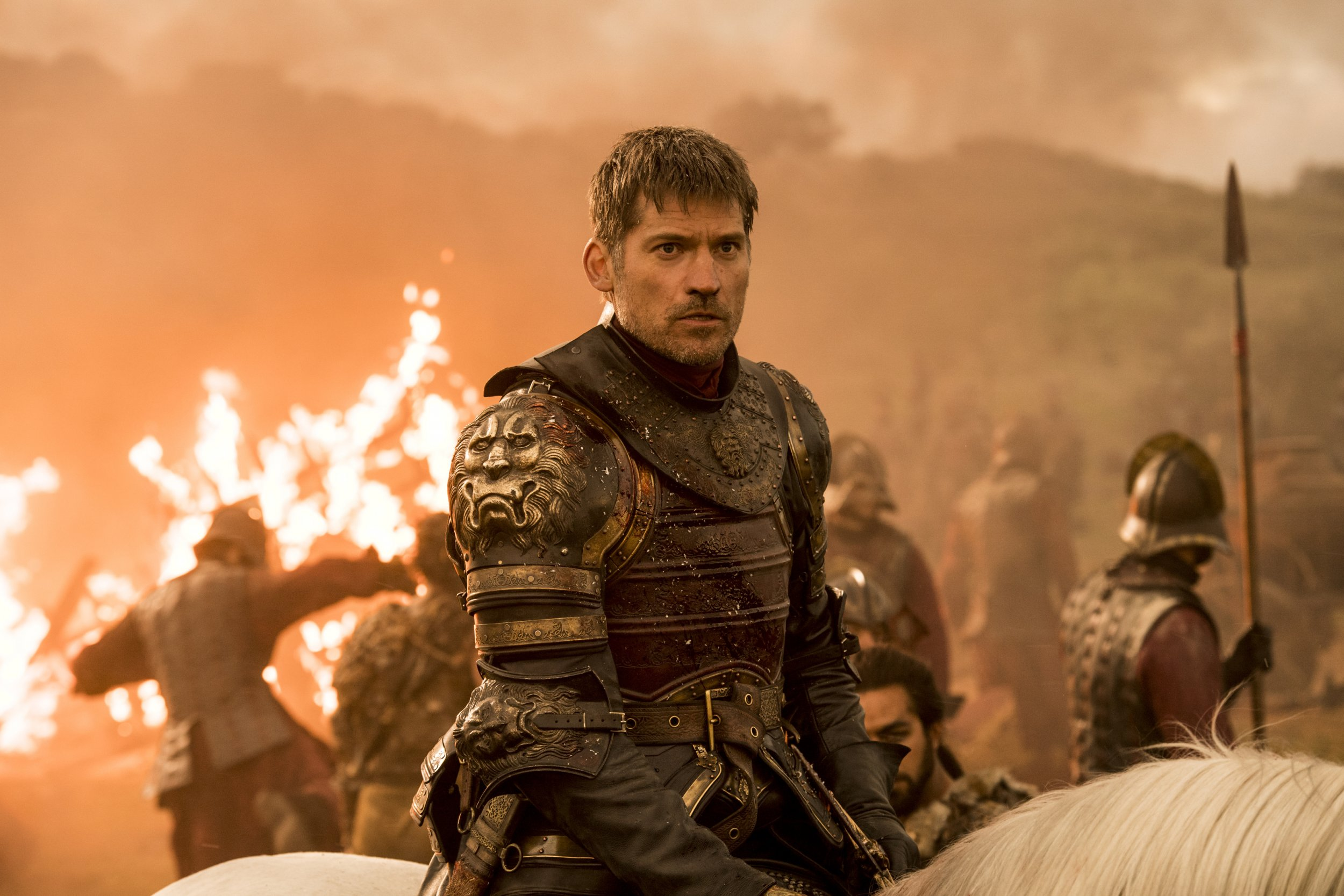 Jaime Lannister in Game of Thrones: The Spoils of War