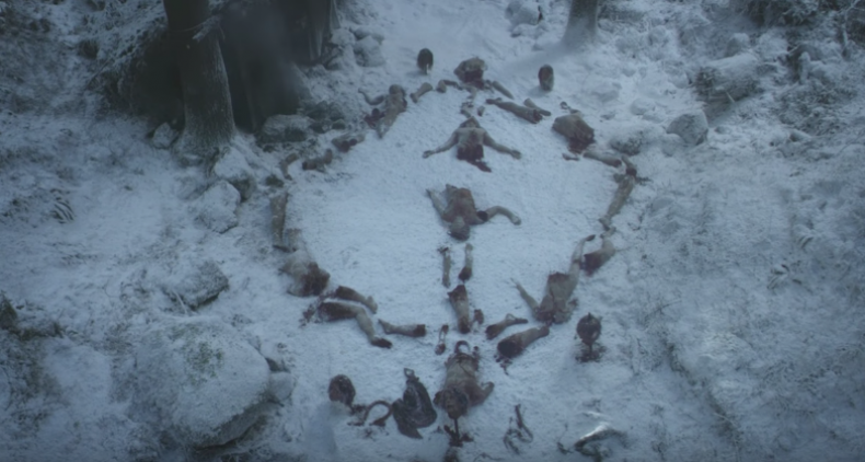 Game of Thrones geometric shape