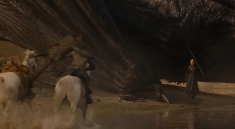 Bronn saves Jaime