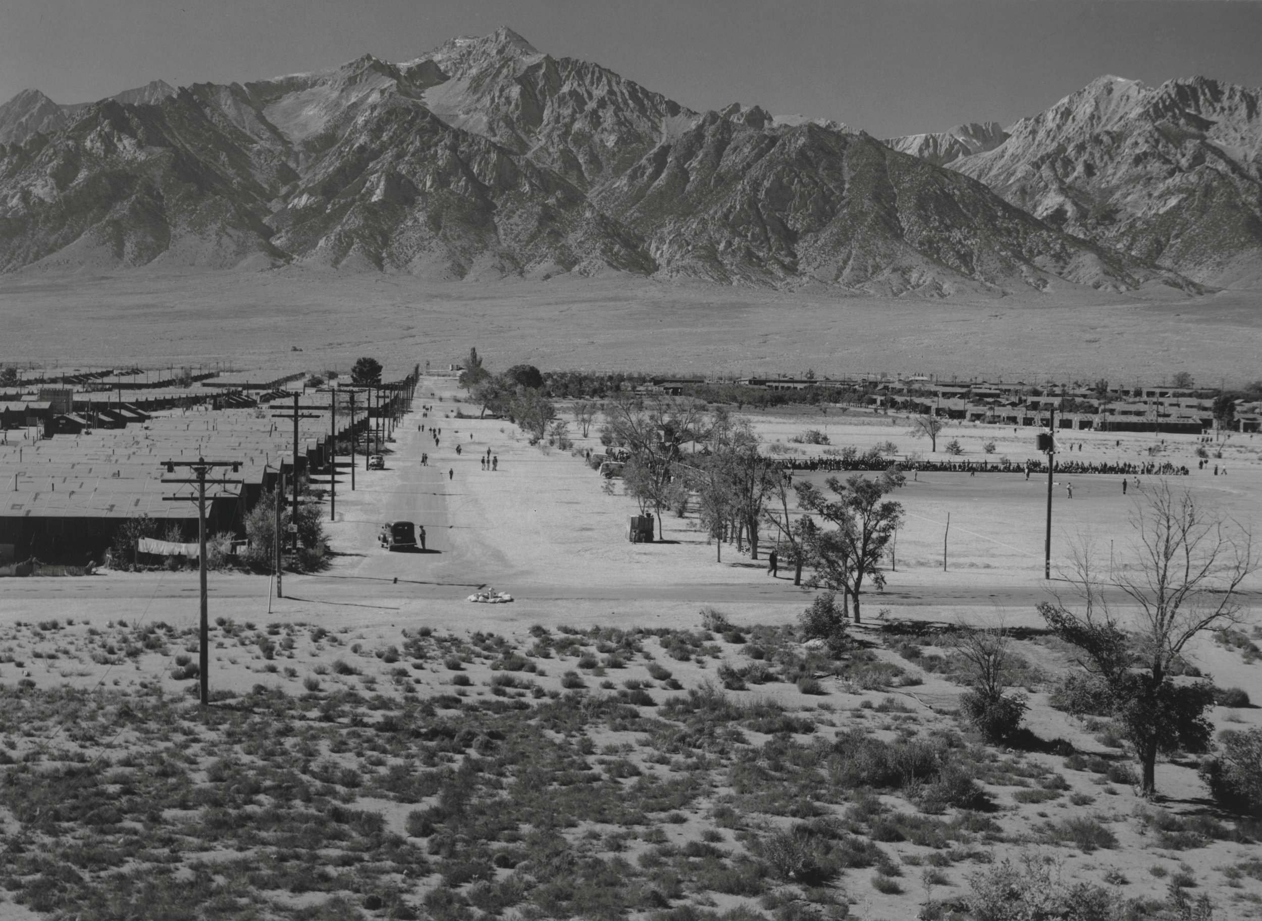 World War II: Japanese-American Internment Entrenched