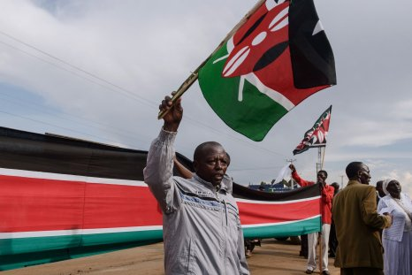 Kenya pastors