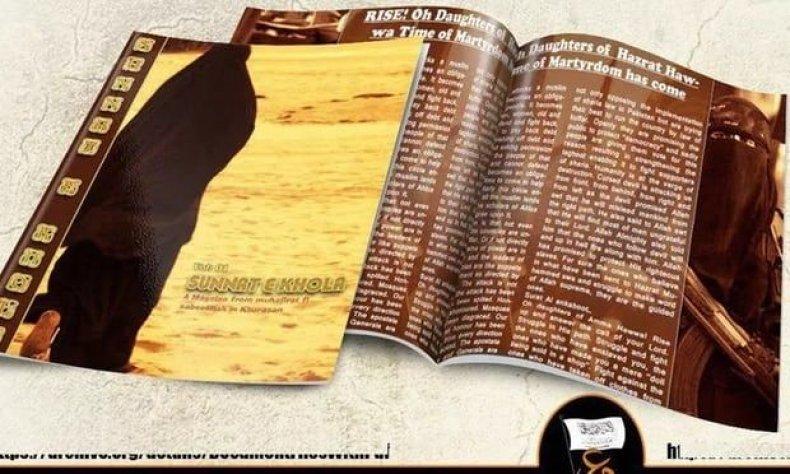 Taliban Magazine
