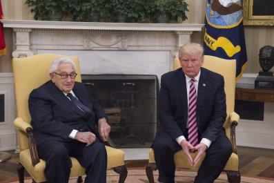 Kissinger and Trump