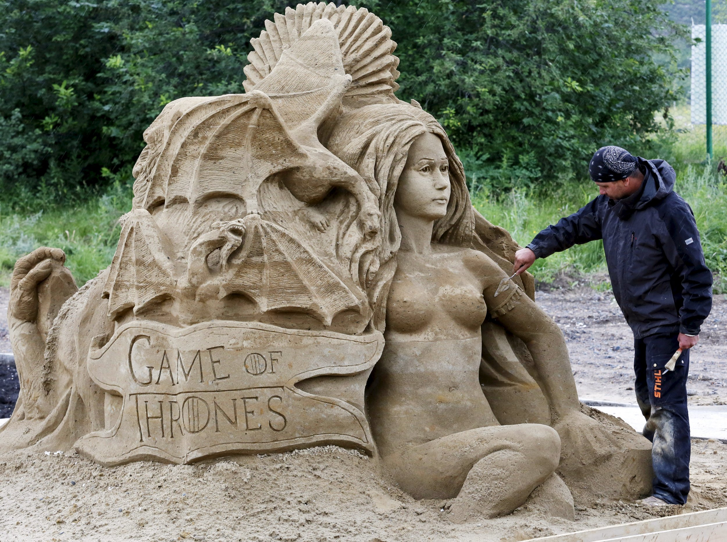 Game of Thrones in Russia
