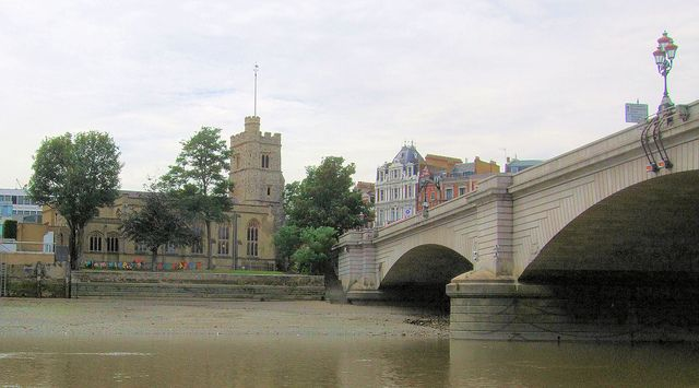 Putney Bridge in London