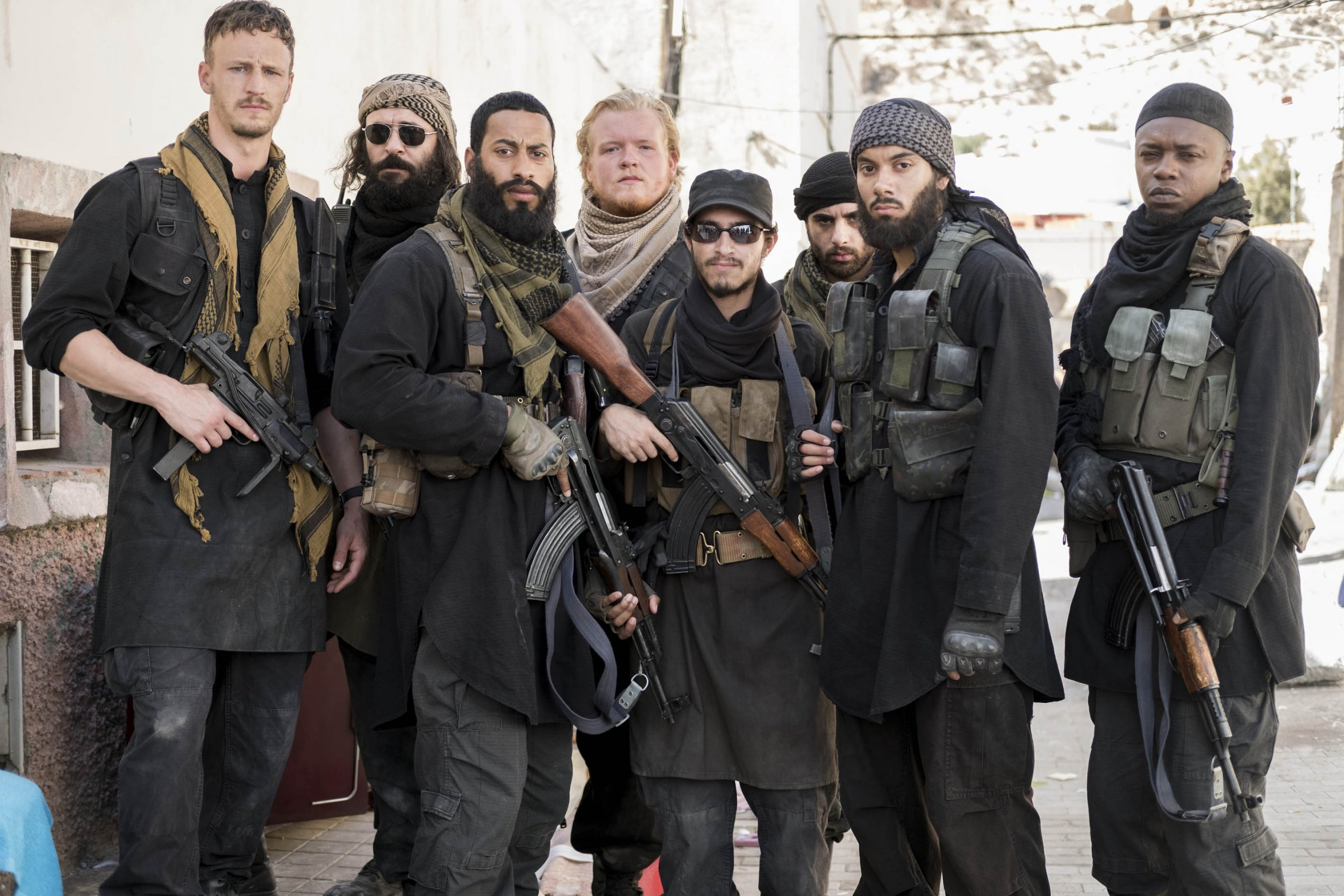 The State - ISIS TV drama
