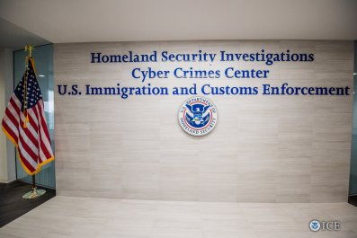 Immigration and Customs Enforcement (ICE) Cyber Crimes Center