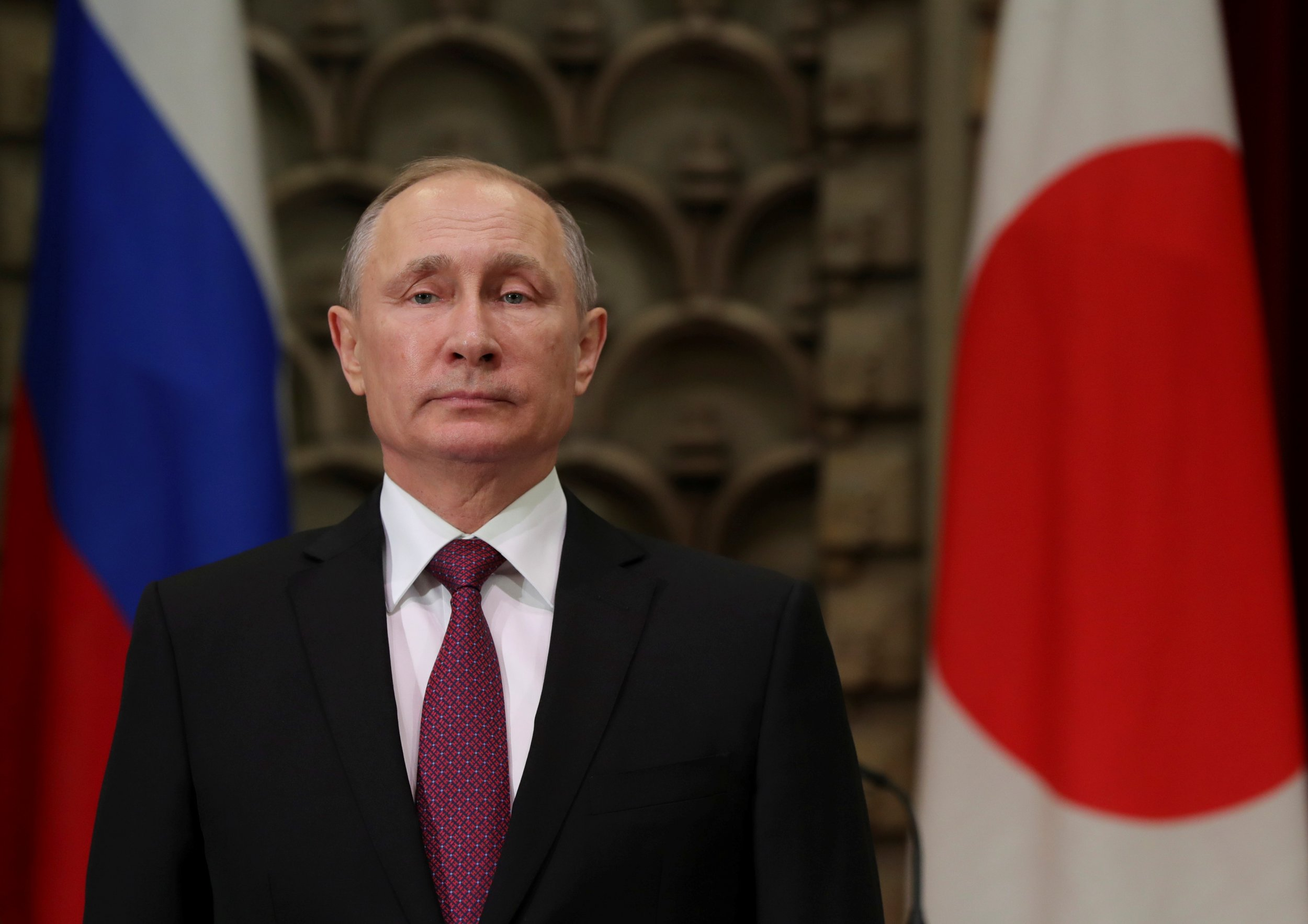 Japan and Russia: The War That Won't End