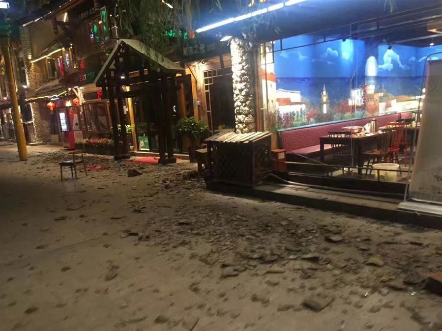 Sichuan-quake