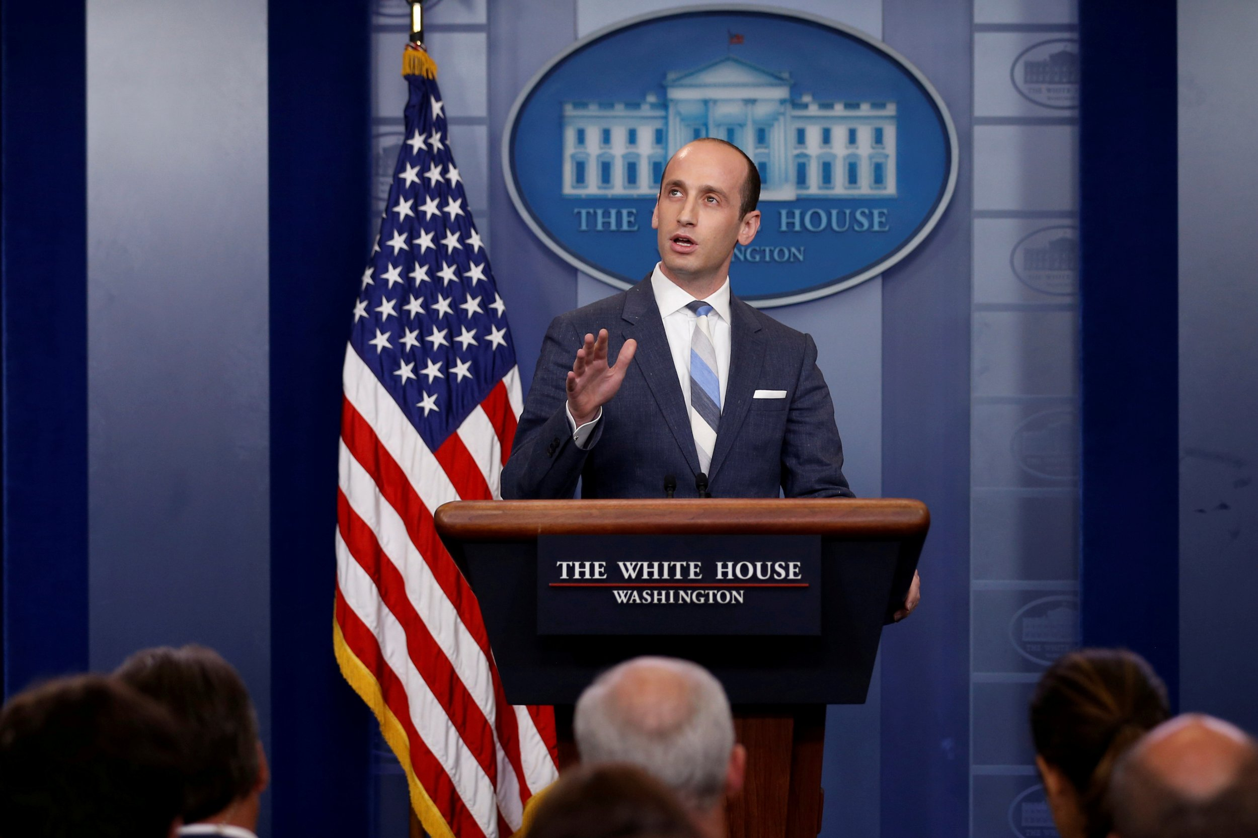 Stephen Miller on U.S. Immigration Policy