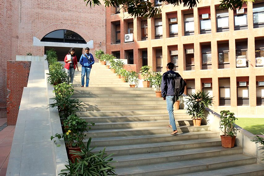 Profile Image - IIM Ahmedabad - 854px Wide and 570px Tall