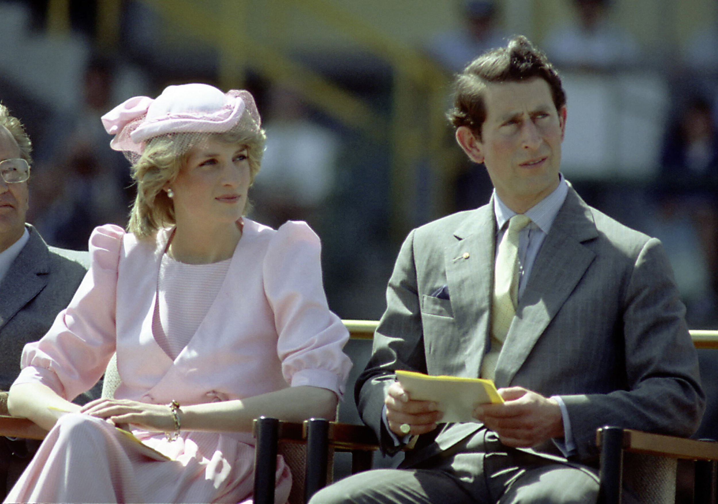 Princess Diana and Prince Charles in Australia 1983