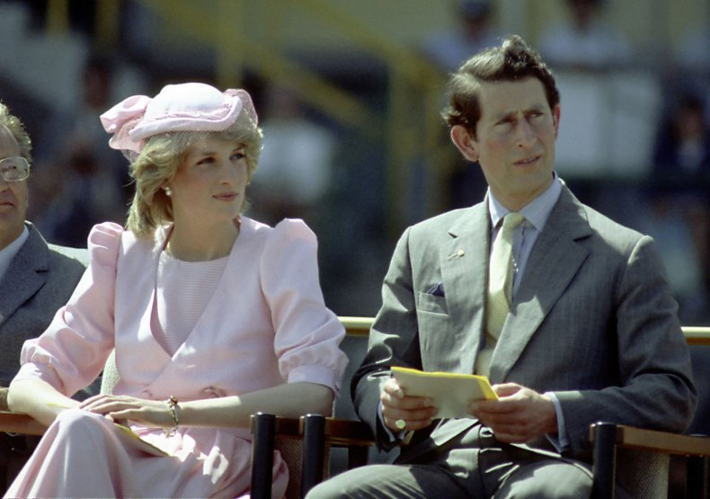 Princess Diana and Prince Charles in Australia 1983