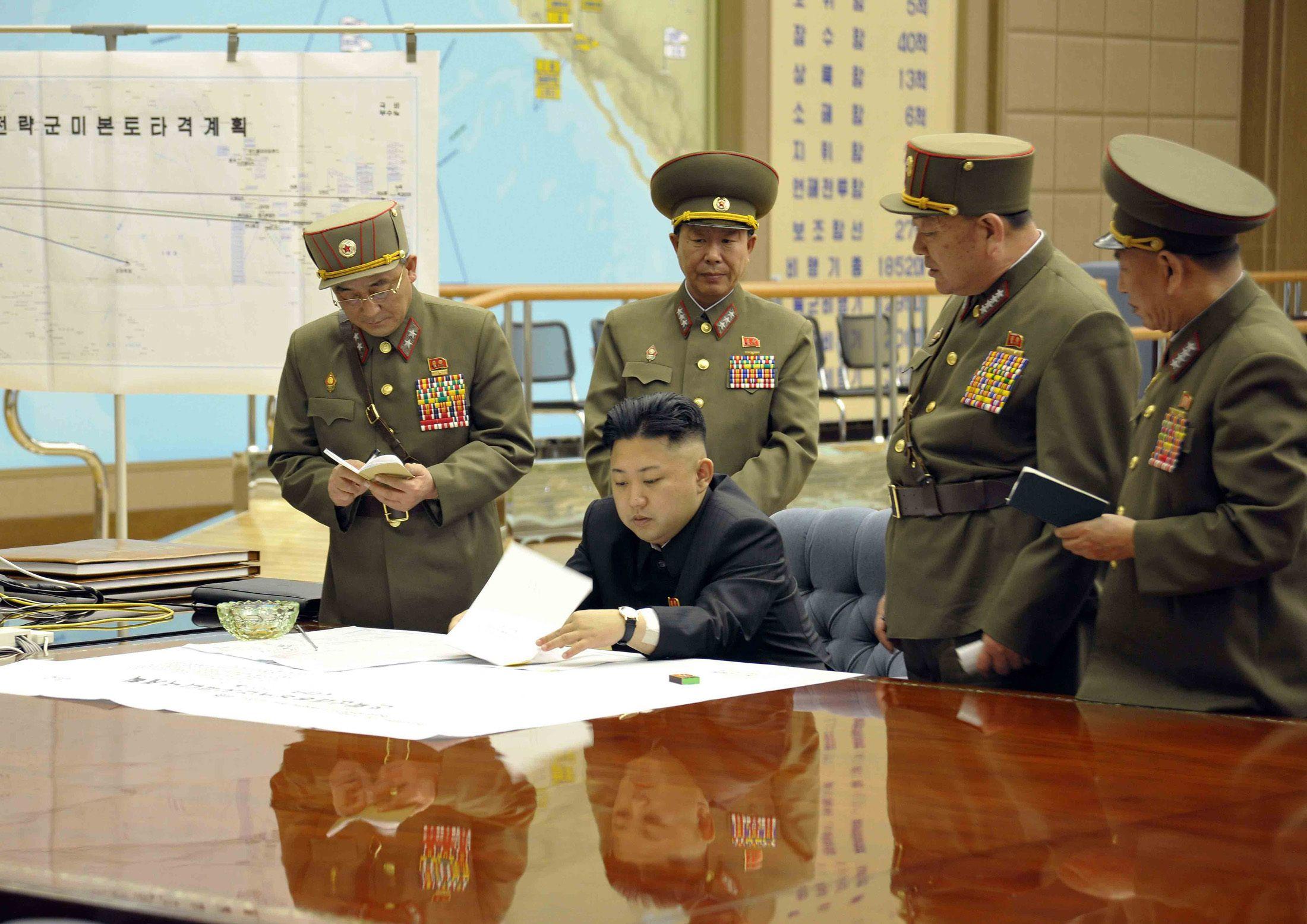 Kim Jong Un 2013