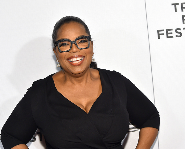 Oprah Winfrey announces new line of refrigerated foods