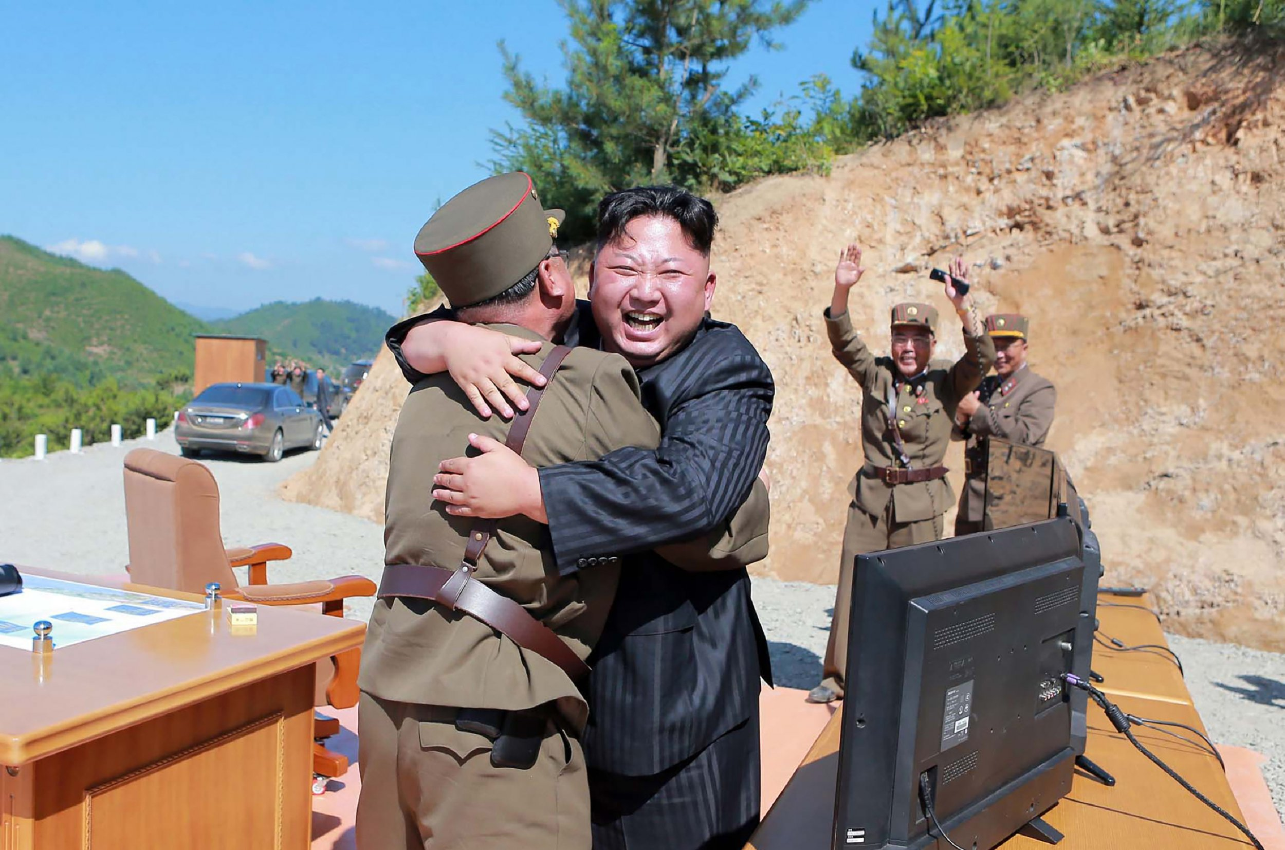 To nuke North Korea, the U.S. would have to rely on 1970s computers and floppy disks