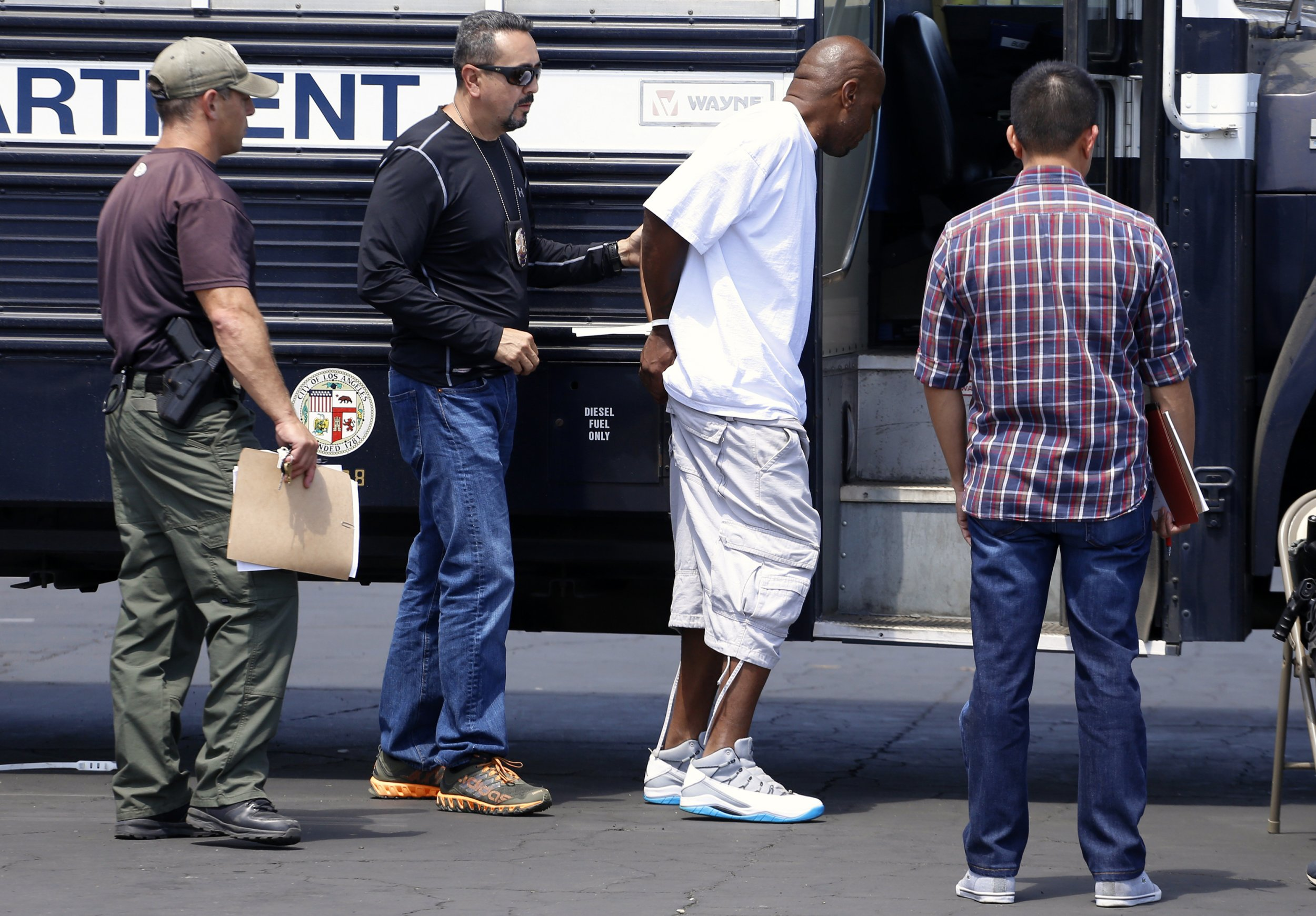 Gang Crimes: Will Black and Hispanic People Be Targeted by