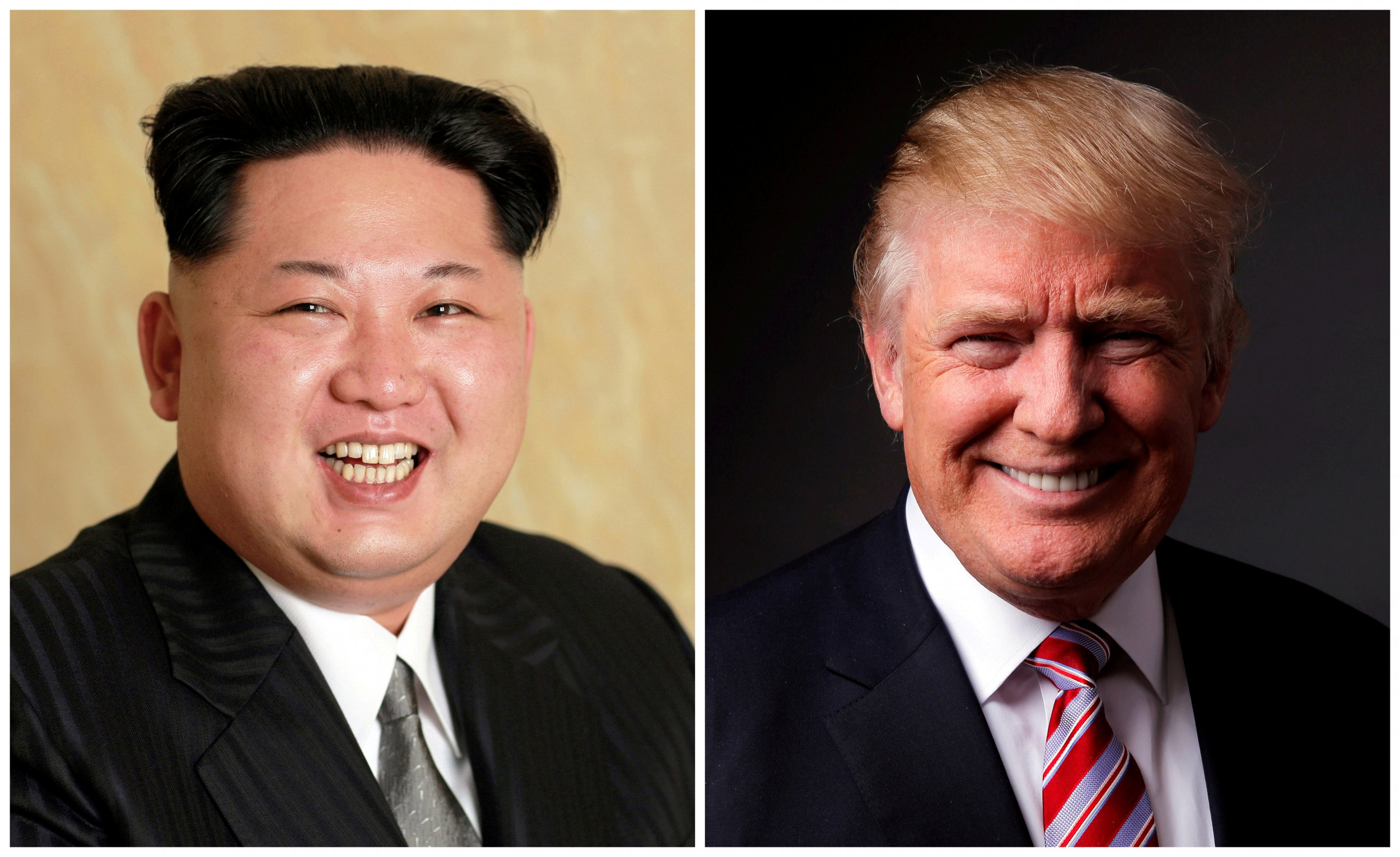Why Donald Trump and Kim Jong Un became one disturbing mashup in the world's press