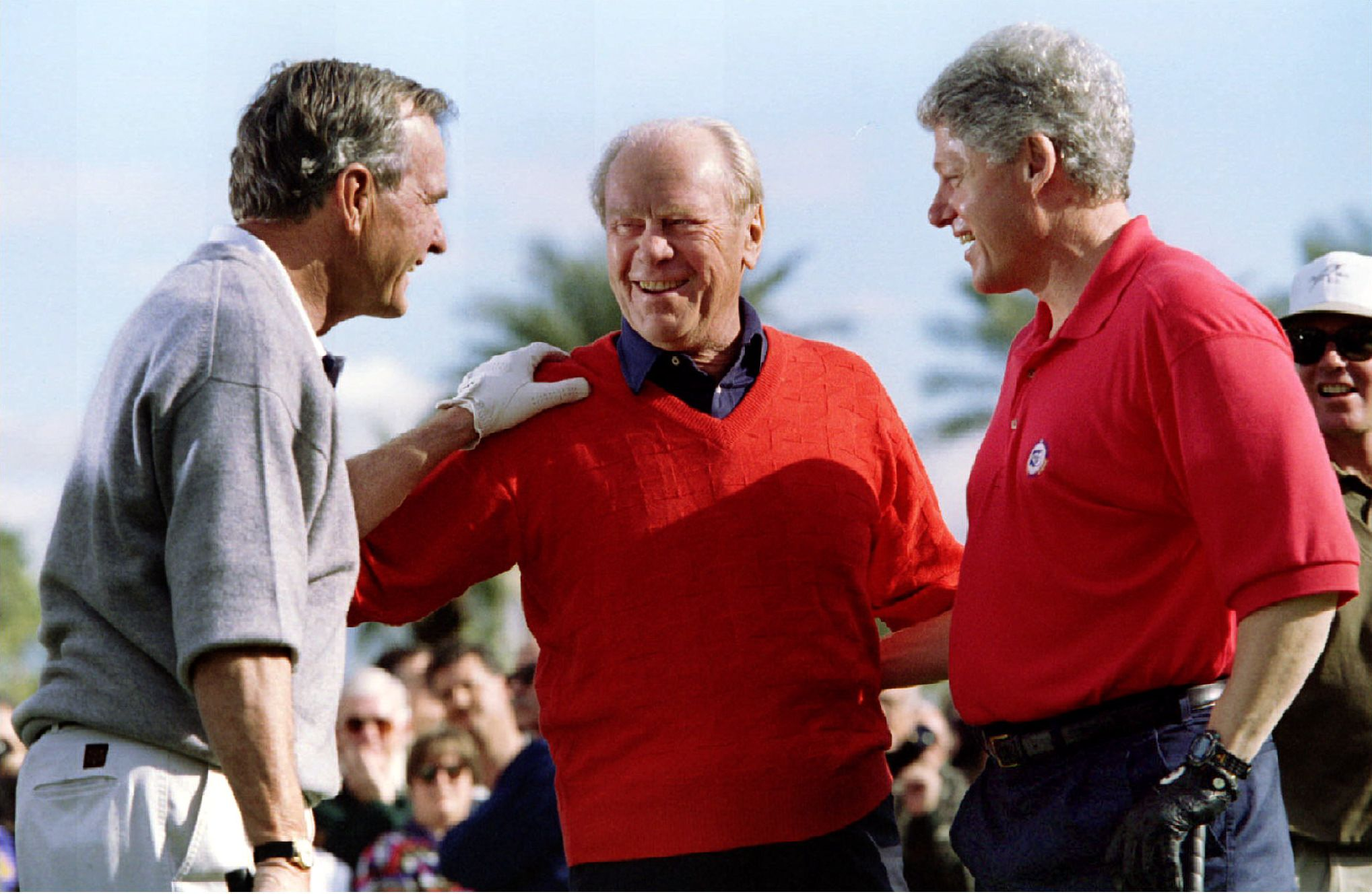 Presidents & Golf
