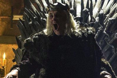 Daenerys' father the Mad King Aerys