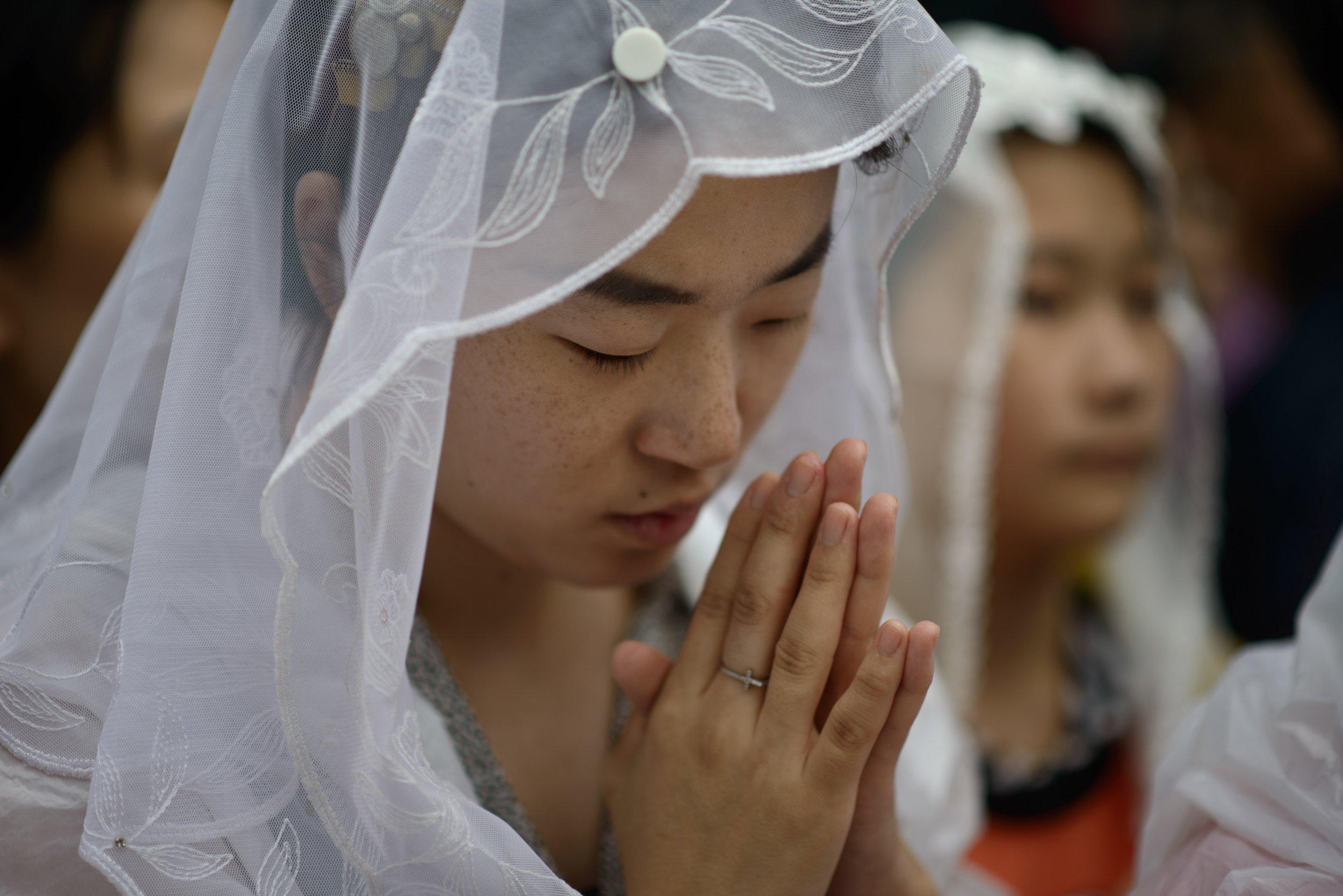 Catholics in South Korea