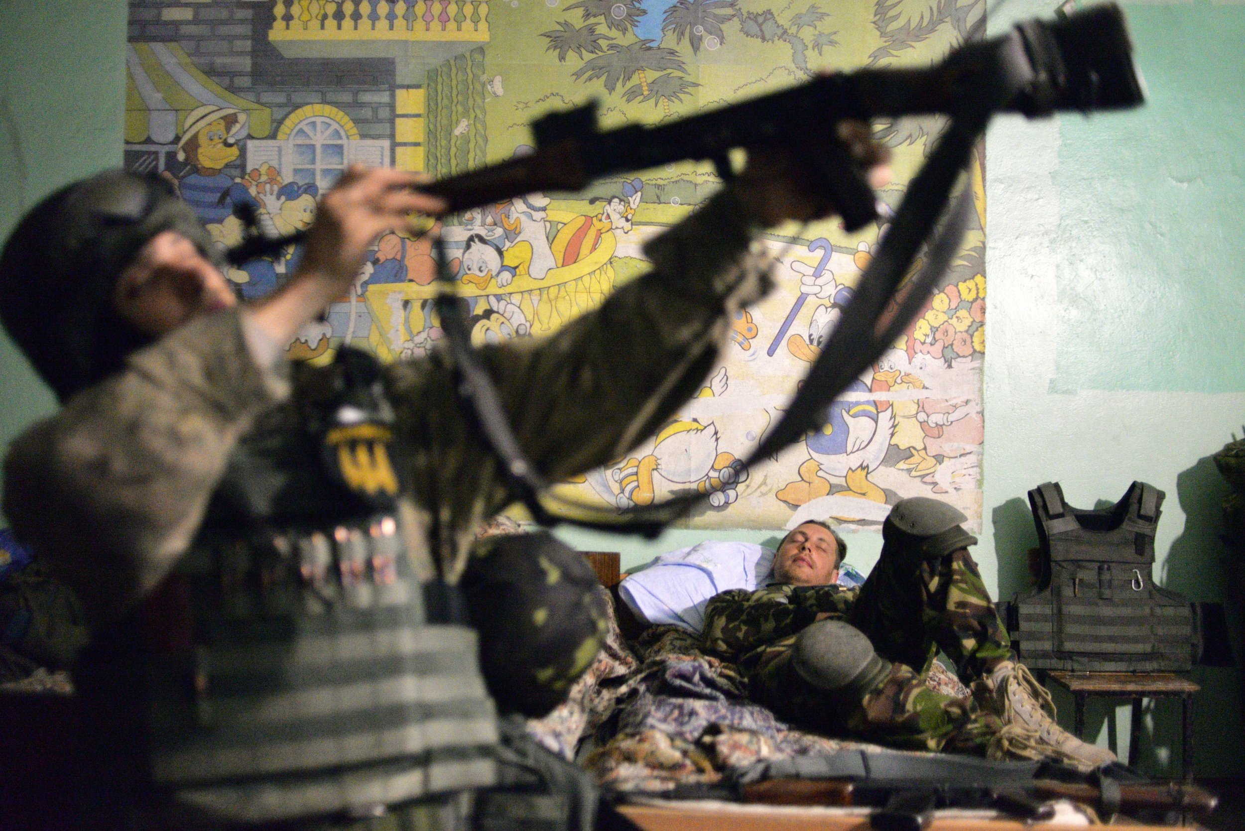 Ukraine's war against Putin-backed rebels is being undermined by corruption | Opinion