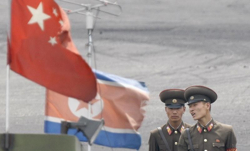 China would join fight on side of North Korea if the U.S. launches a preemptive strike