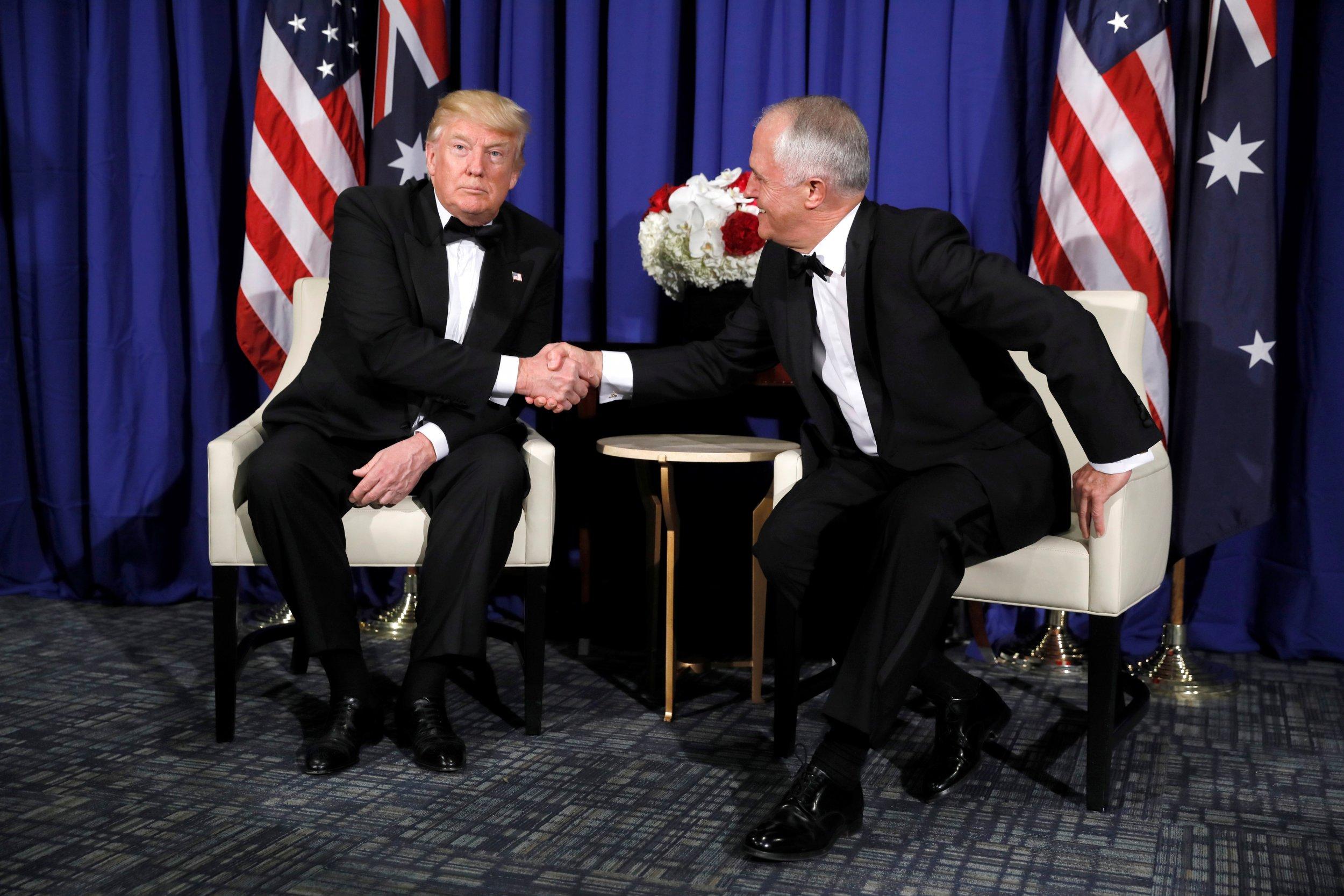 Trump Turnbull
