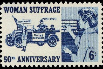 Woman_Suffrage_6c_1970_issue_U