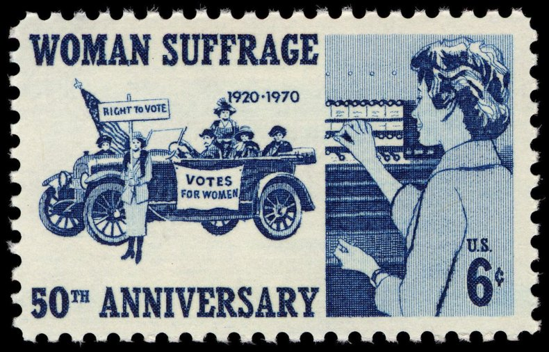 Woman_Suffrage_6c_1970_issue_U